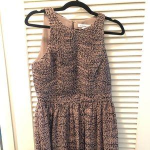 BCBGeneration size 8 patterned dress